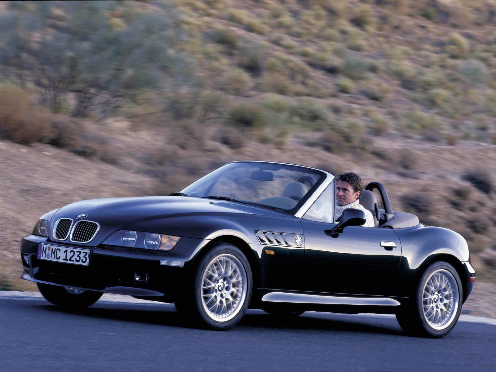 BMW Z3 2.8. Foto: Divulgação