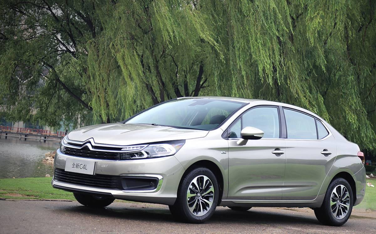 Citroën C4 Lounge . Foto: Divulgação