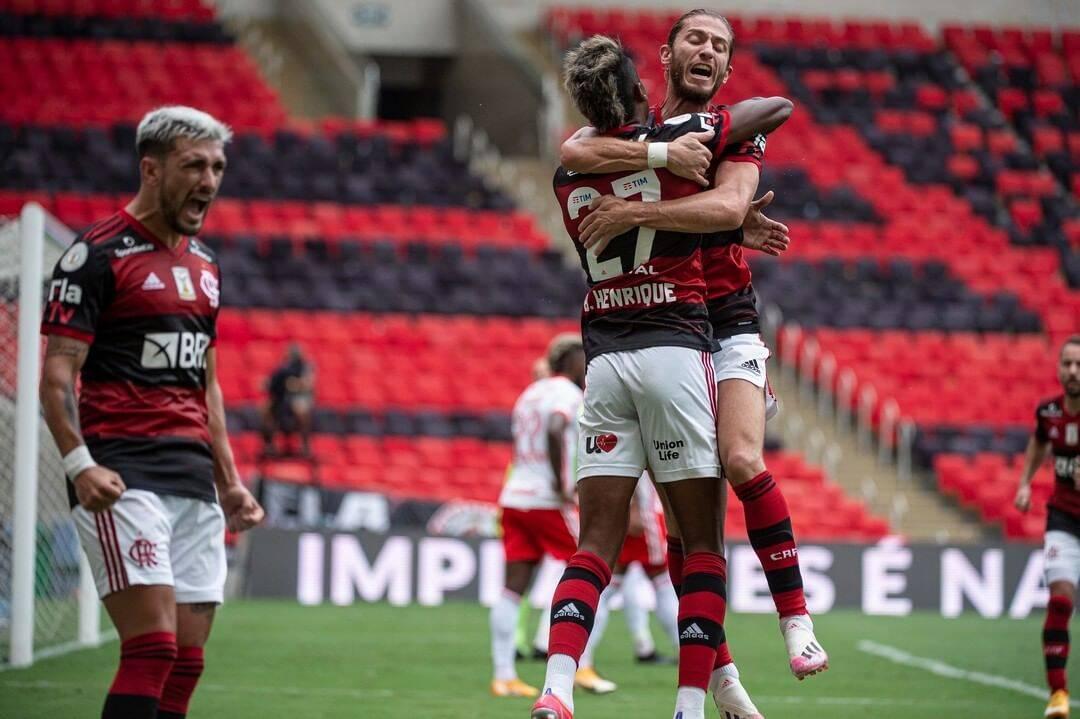 Foto: Instagram/Flamengo