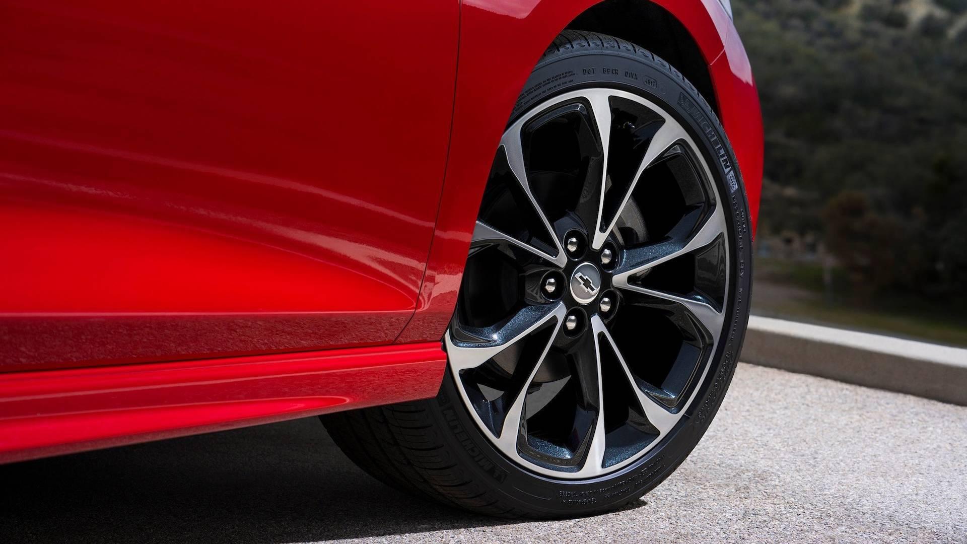 Novo Chevrolet Cruze. Foto: Divulgação