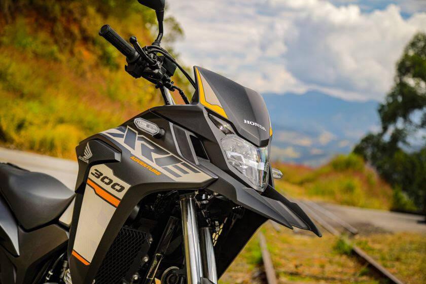 Honda XRE 2022. Foto: Divulgação