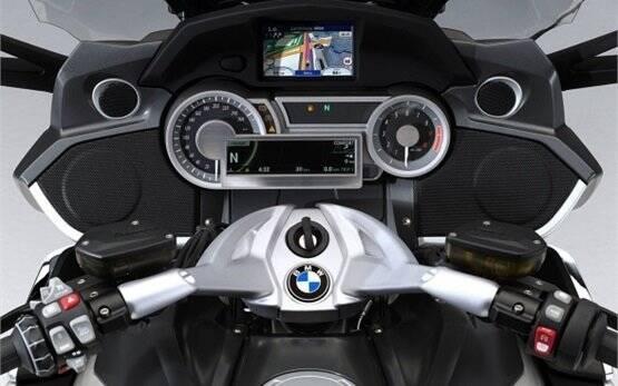 BMW K 1600 GTL. Foto: Divulgação