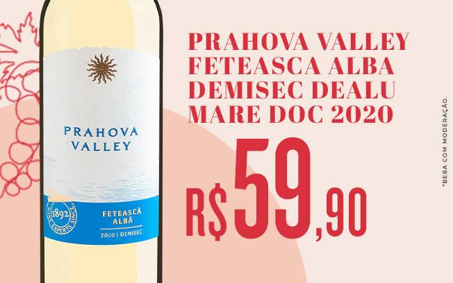 Traz a casta Feteasca Alba em um líquido fresco e bem equilibrado. Foto: Divulgação