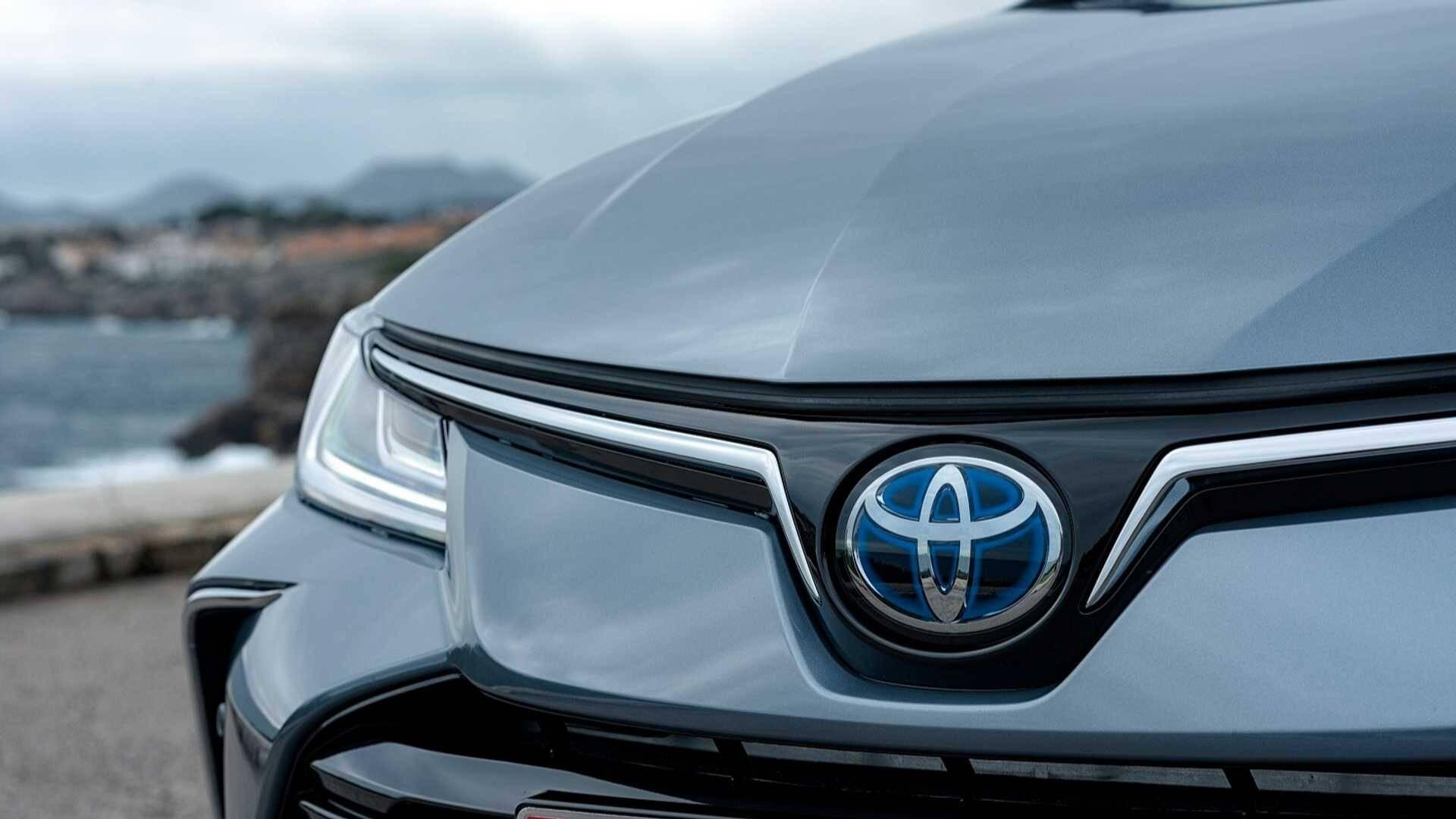 Toyota Corolla. Foto: Divulgação