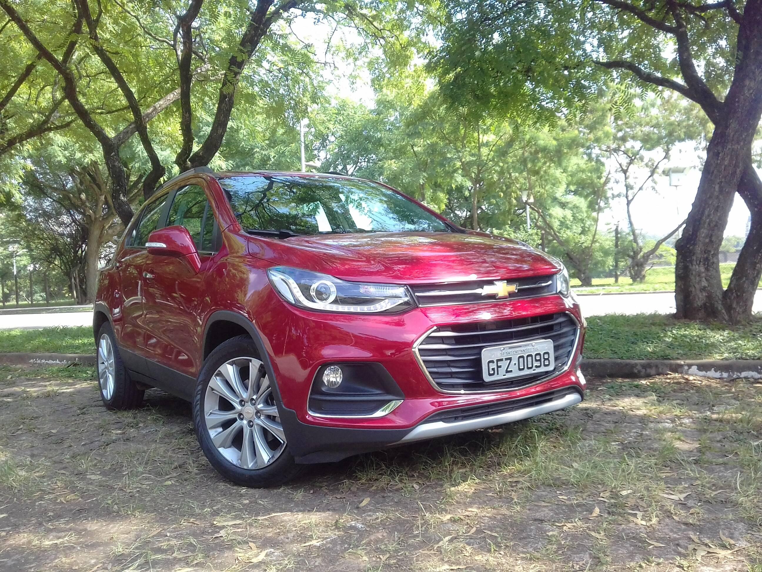 Chevrolet Tracker Premier. Foto: Carlos Guimarães/iG