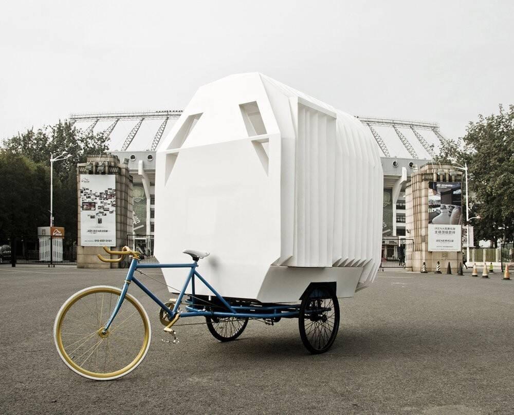 Tricycle House. Foto: Divulgação