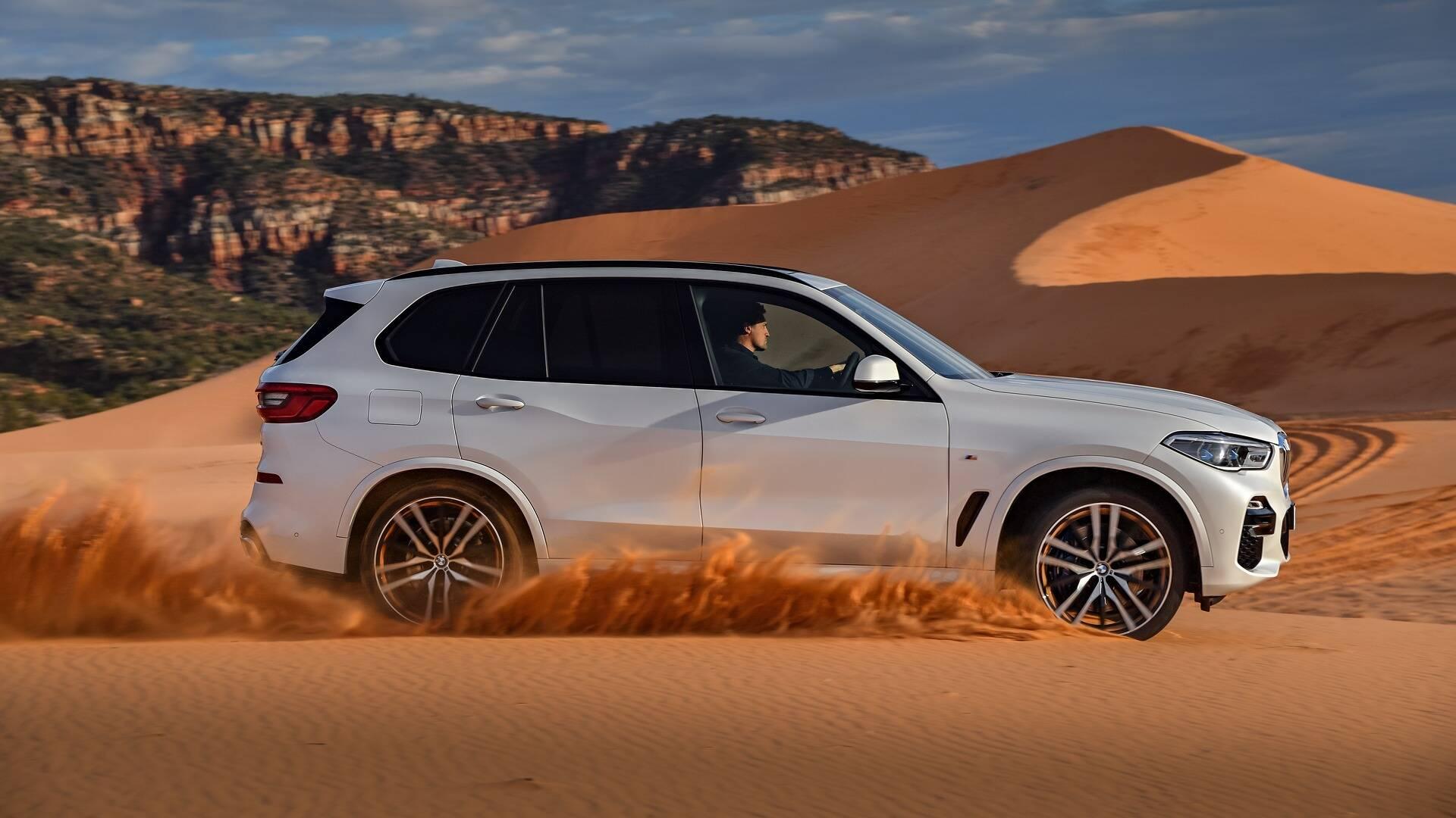 BMW X5 2019. Foto: Divulgação