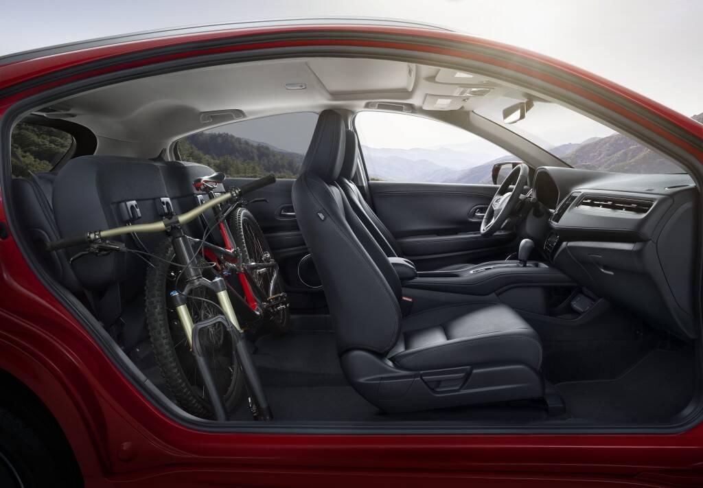 Honda HR-V 2019. Foto: Divulgação