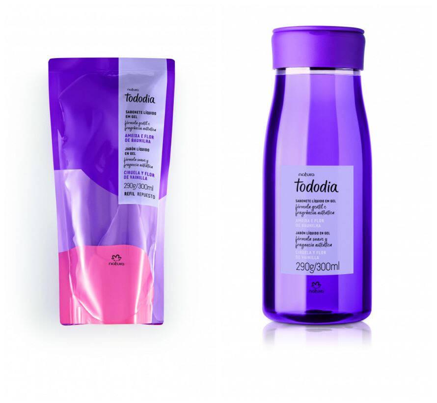 Sua fórmula gentil limpa delicadamente mantendo a hidratação natural da sua pele. Foto: Divulgação