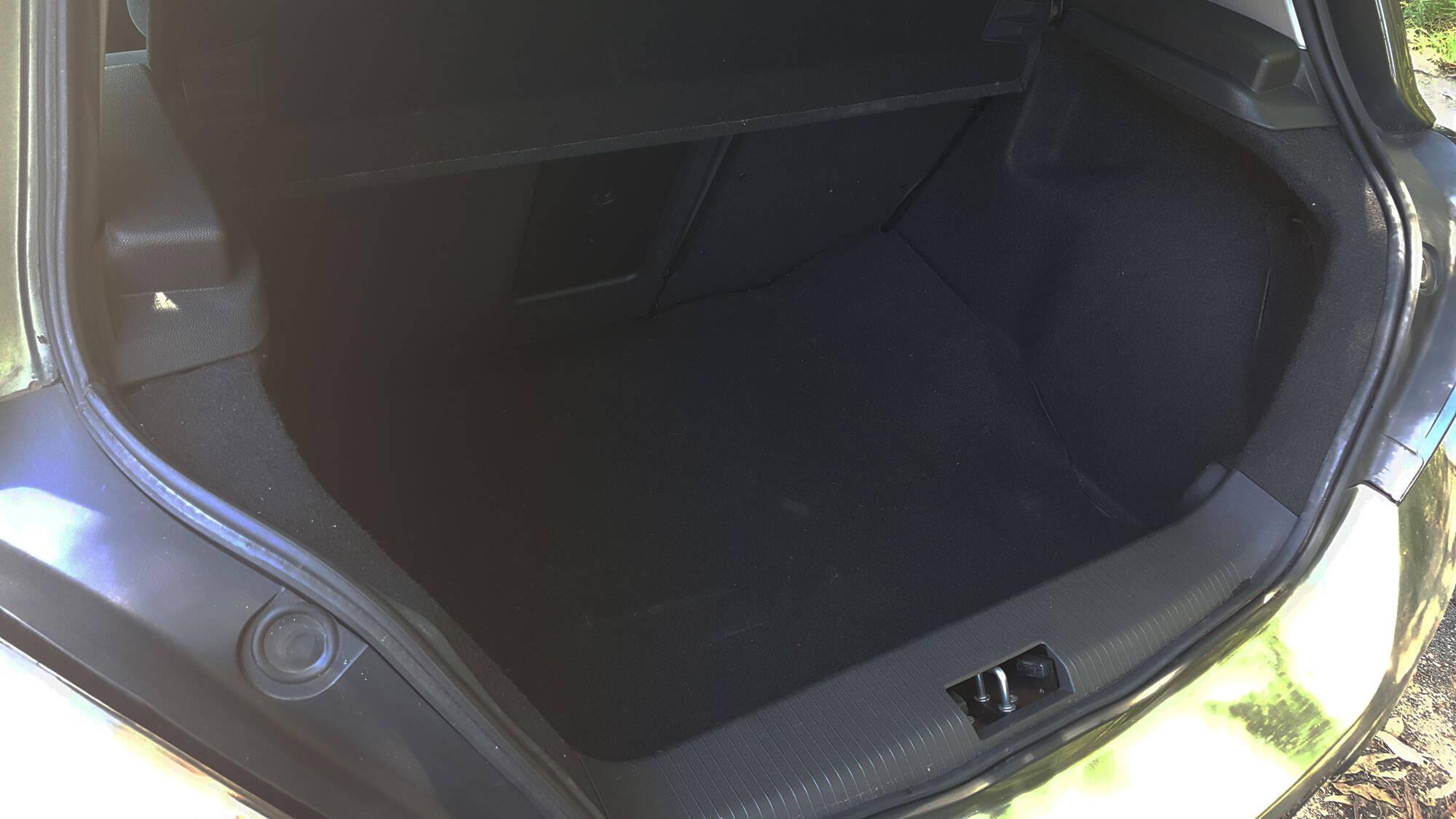 Porta-malas do Vectra GT. Foto: Divulgação