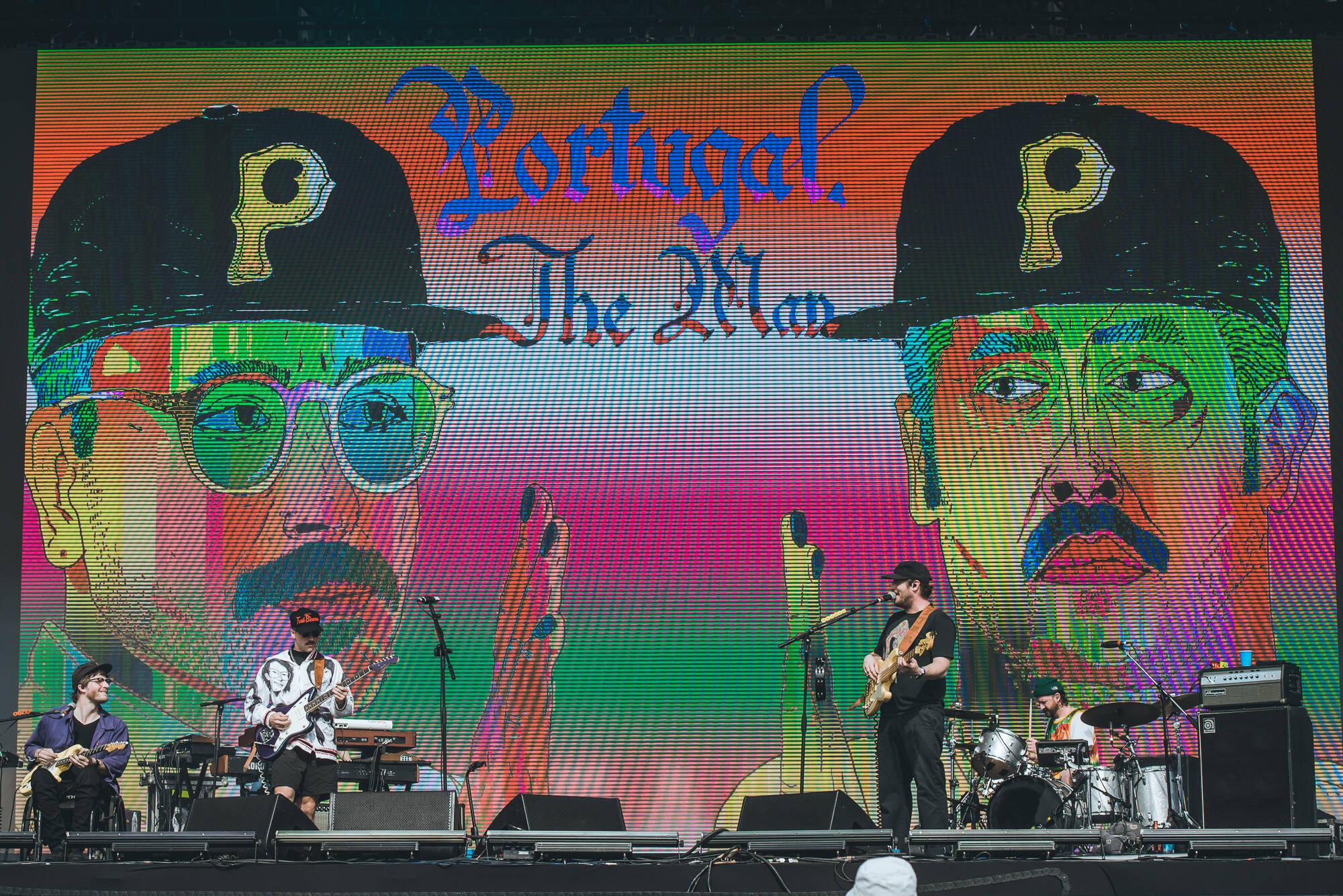 Lollapalooza 2019 - Portugal The Man. Foto: Divulgação/Lollapalooza