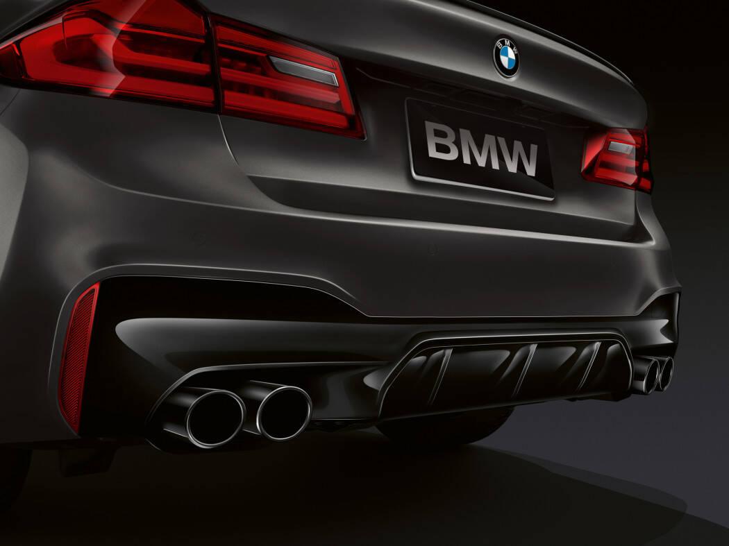 BMW M5 35 years. Foto: Divulgação