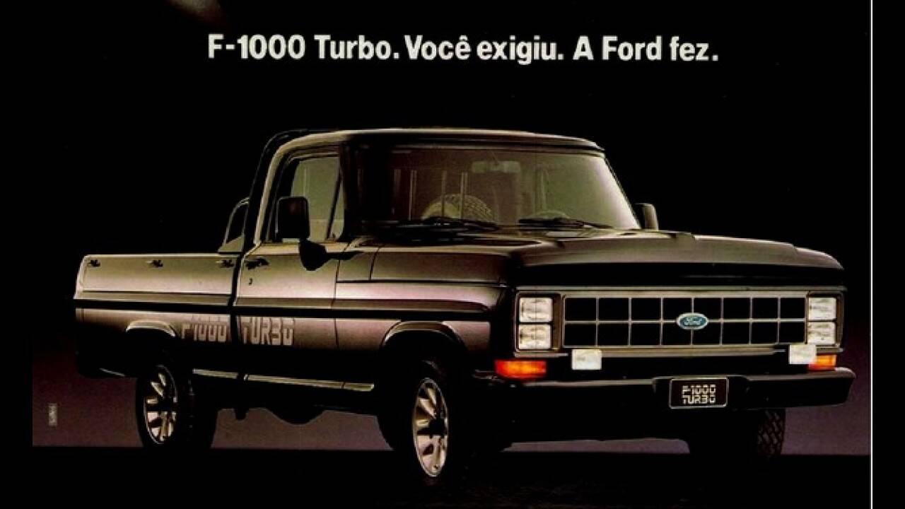 Ford F-1000: 1.588 . Foto: Divulgação
