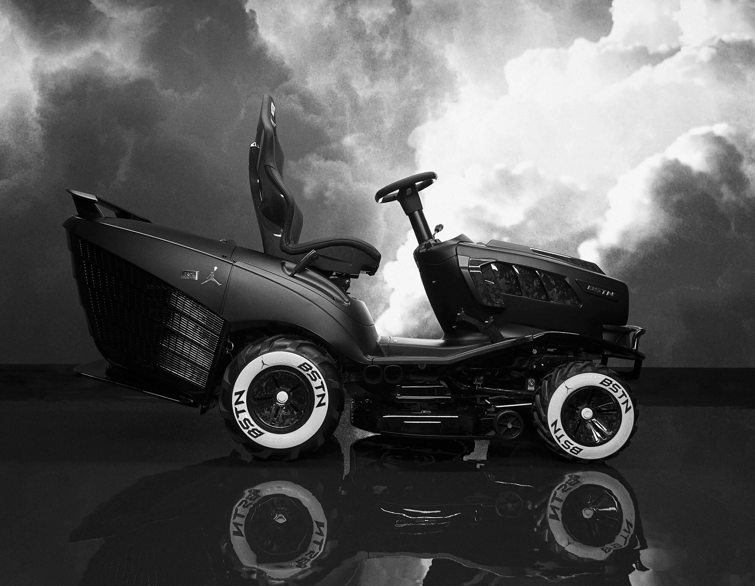Mansory BSTN GT XI. Foto: Divulgação