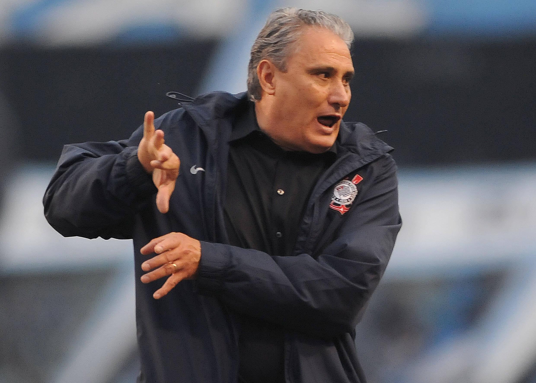 Tite disse na oportunidade que vai demorar muito para um time voltar a ser campeão invicto da competição. Foto: Gazeta Press