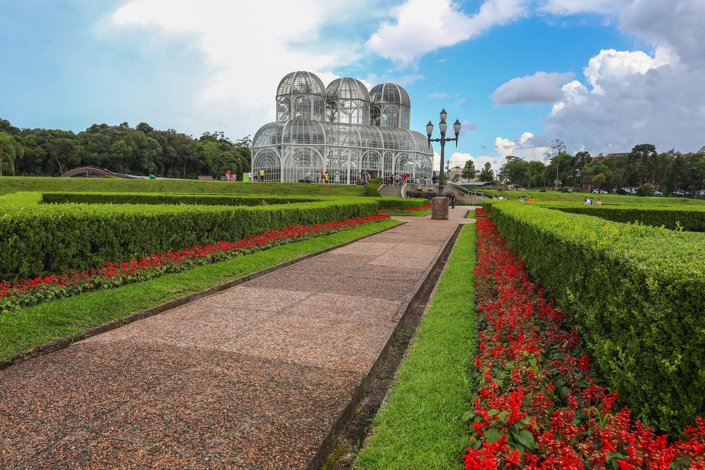 Jardim Botânico. Foto: Pedro Ribas/SMCS