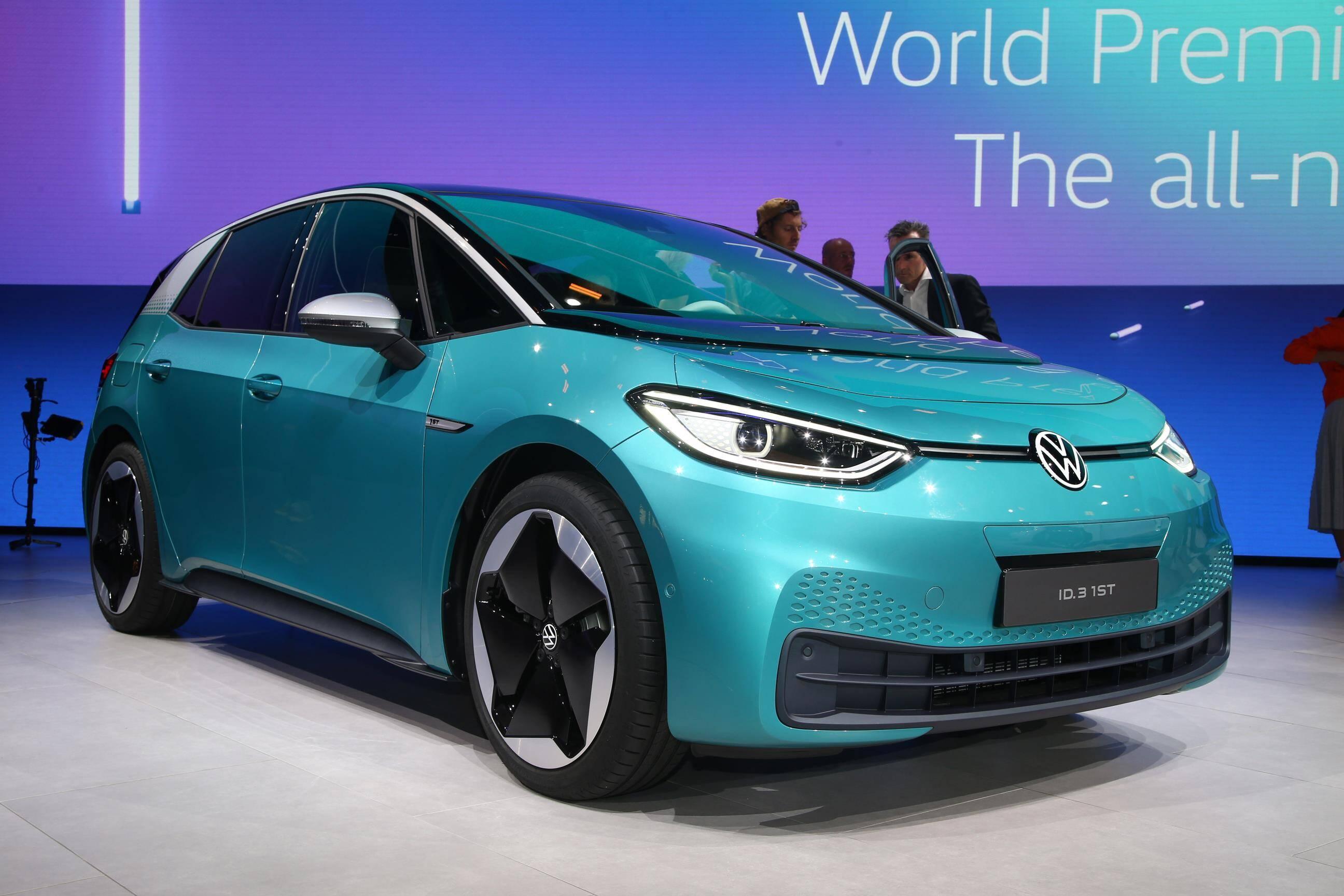 VW ID.3. Foto: Newspress
