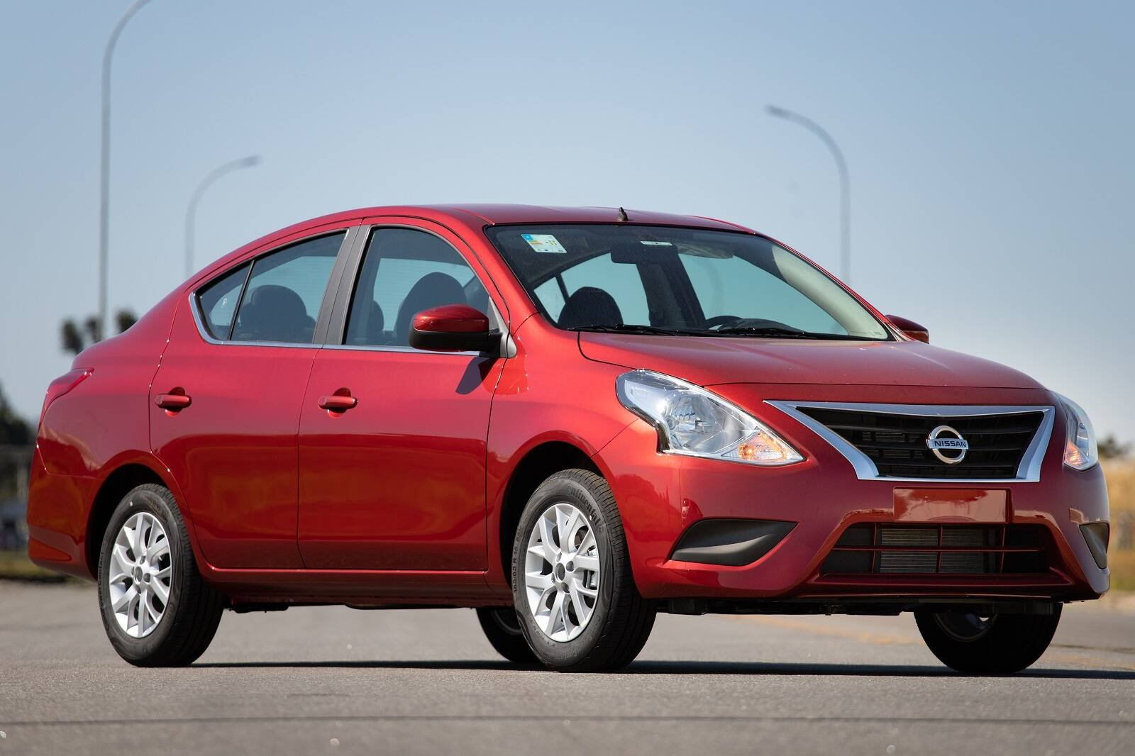 Nissan Versa V-Drive. Foto: Nissan Versa V-Drive