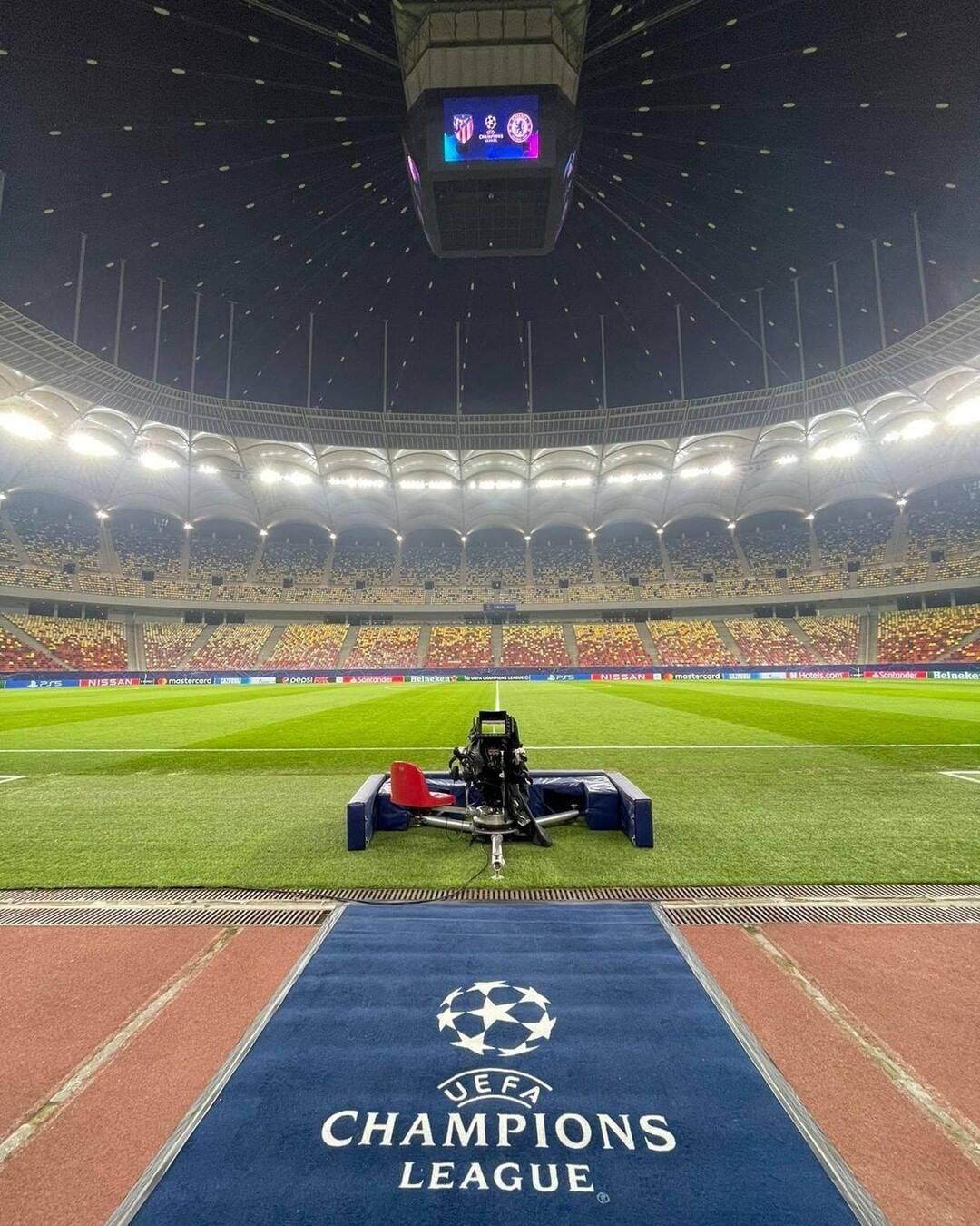 Atlético de Madrid x Chelsea. Foto: Reprodução / Instagram