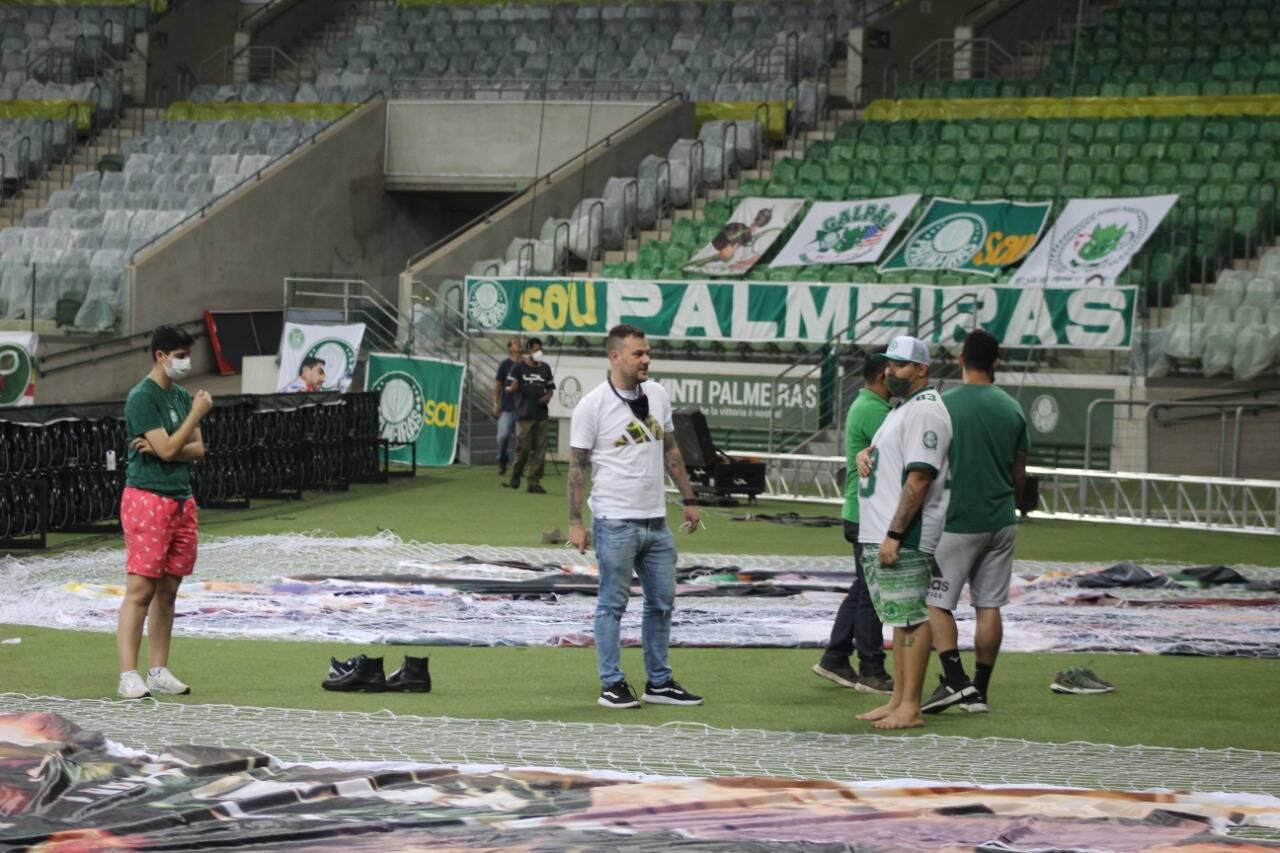 Mancha. Foto: Divulgação