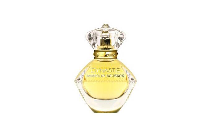 Golden Dinastie, da Marina de Bourbon – Eau De Parfum, de R$201,00 por R$149,00 ou 7x de R$21,29 no site da Sephora. Foto: Divulgação