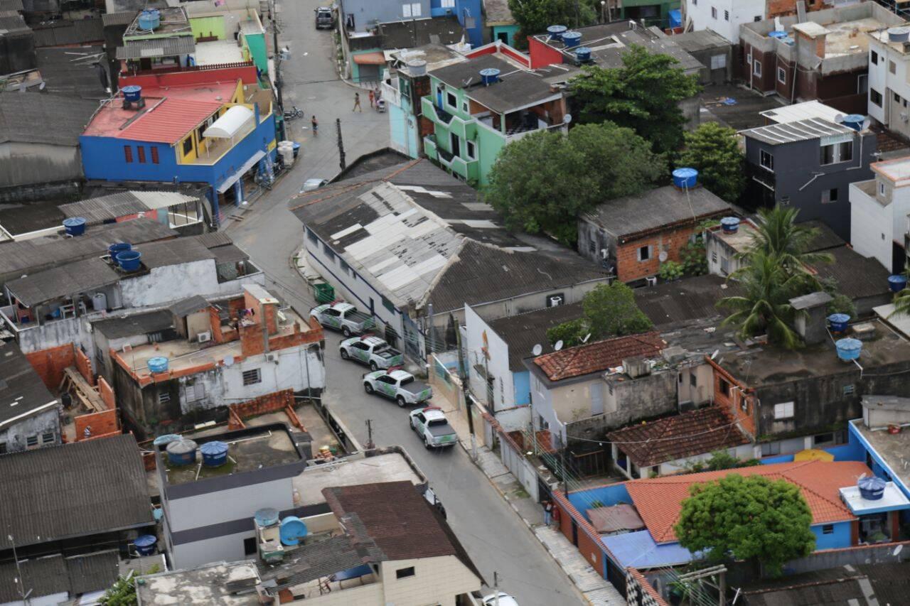 """""""Operação Netuno"""" da Polícia Militar Ambiental aterroriza """"piratas"""" do litoral de São Paulo. Foto: Divulgação/Polícia Militar Ambiental"""