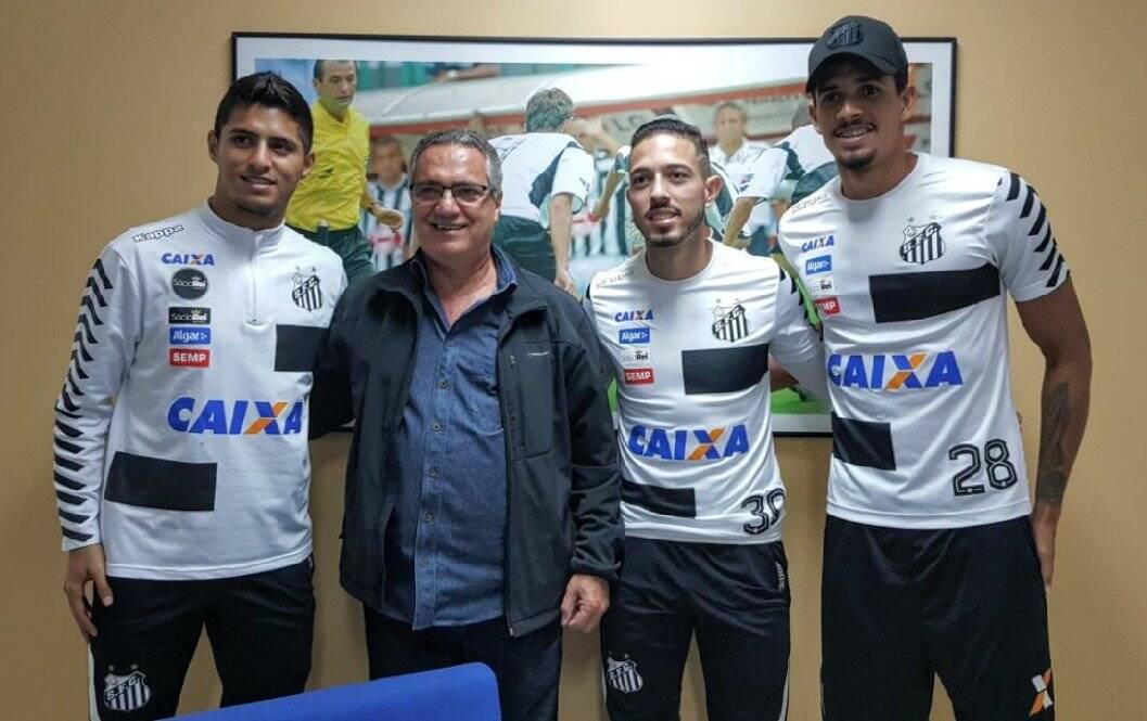 Foto: Divulgação/SantosFC