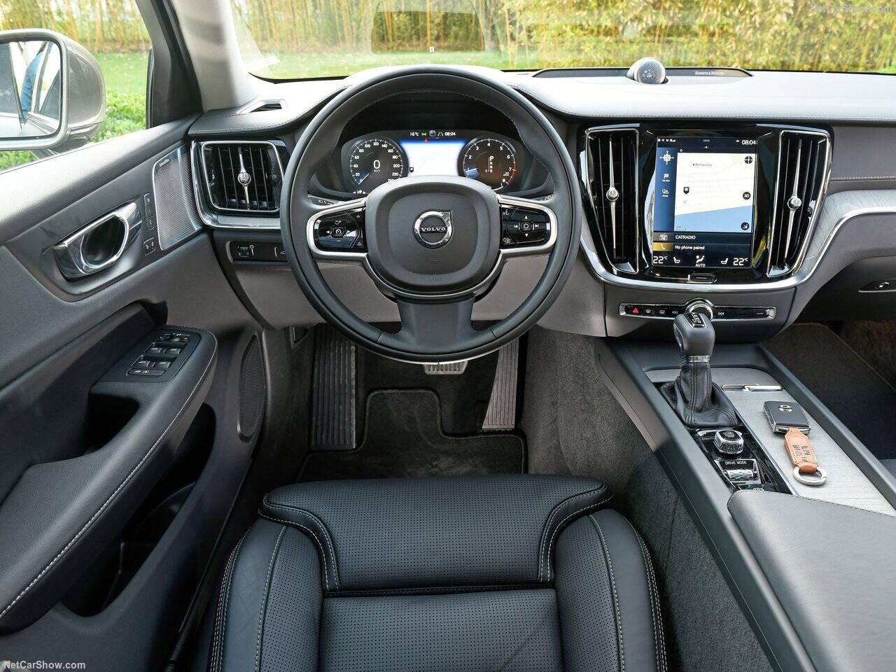 Volvo V60. Foto: Divulgação