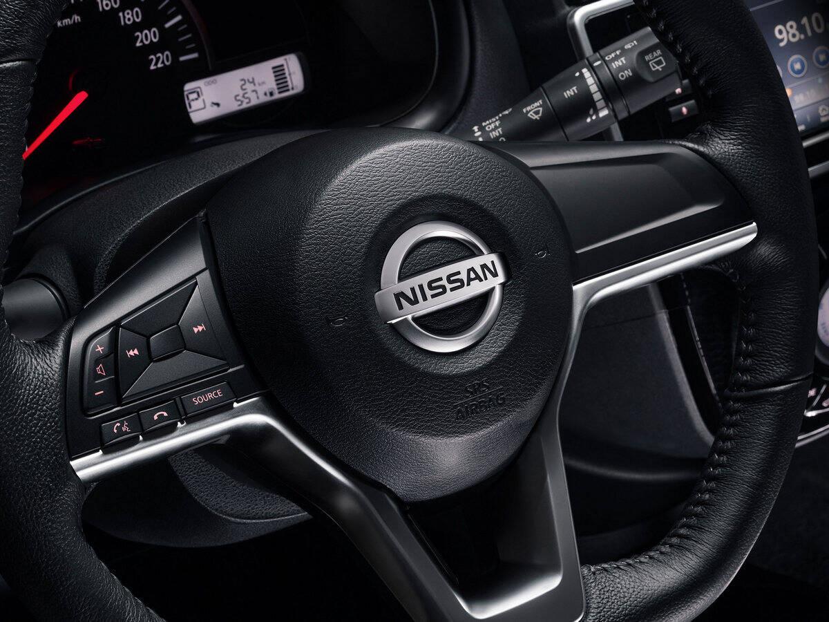 Nissan March 2021. Foto: Divulgação