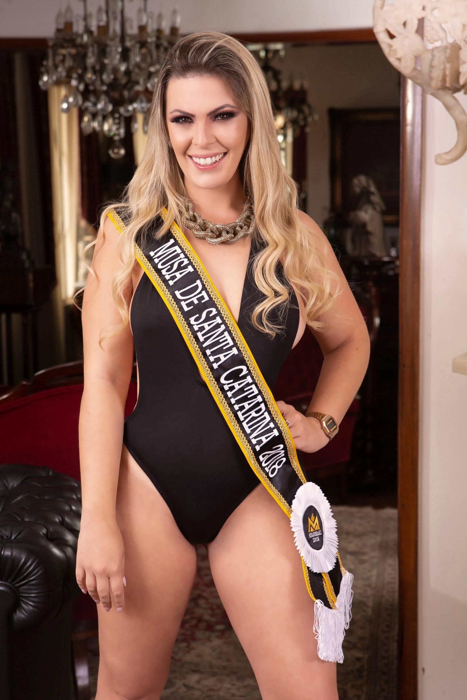 Amanda Corpa – Musa de Santa Catarina Candidata do Musa do Brasil. Foto: Daniel Cespedes / M2 Mídia