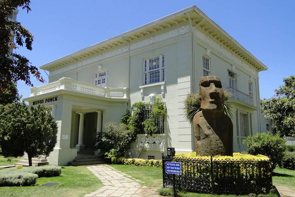 Museu Fonck. Foto: Reprodução. Foto: Reprodução