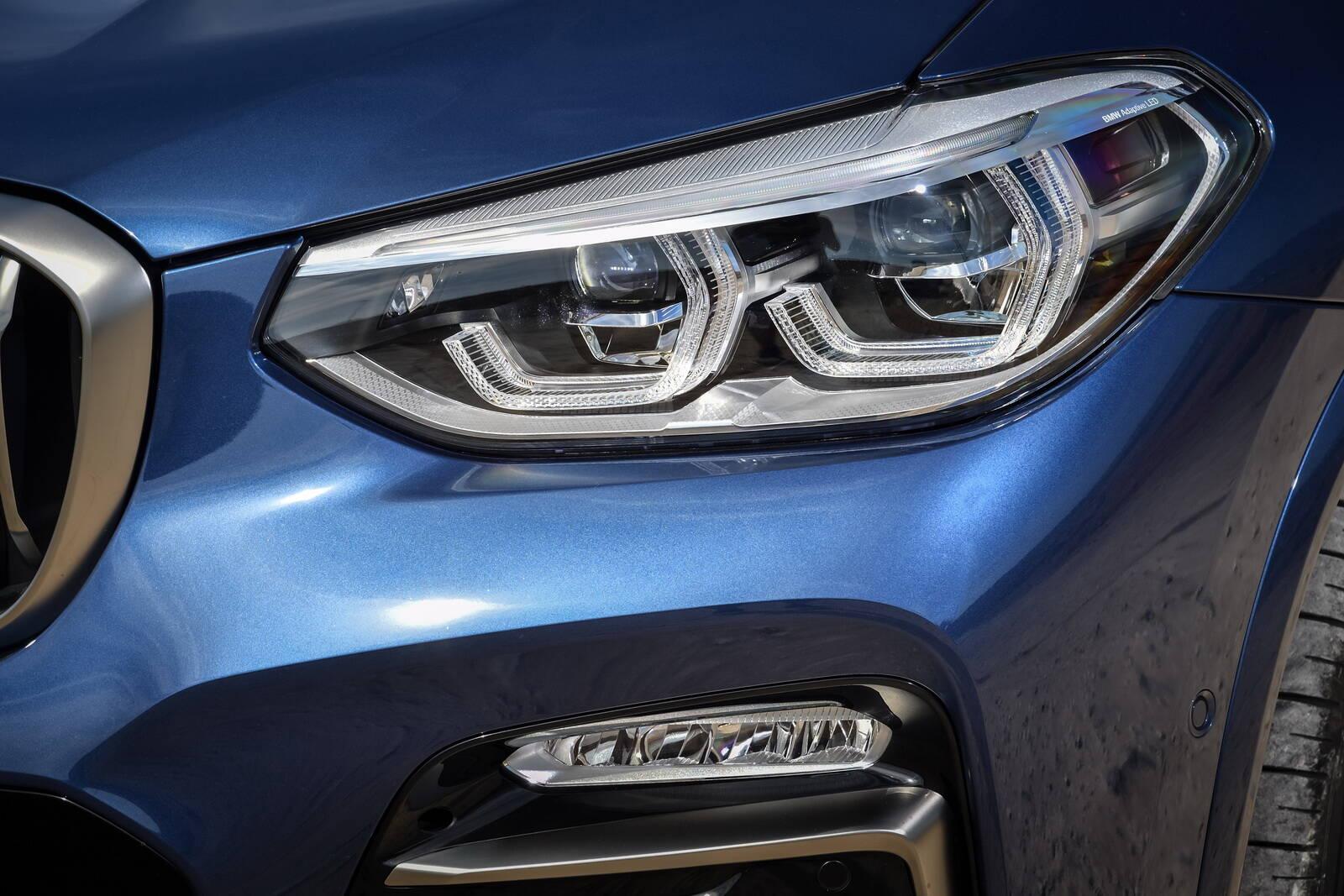 BMW X3. Foto: Divulgação