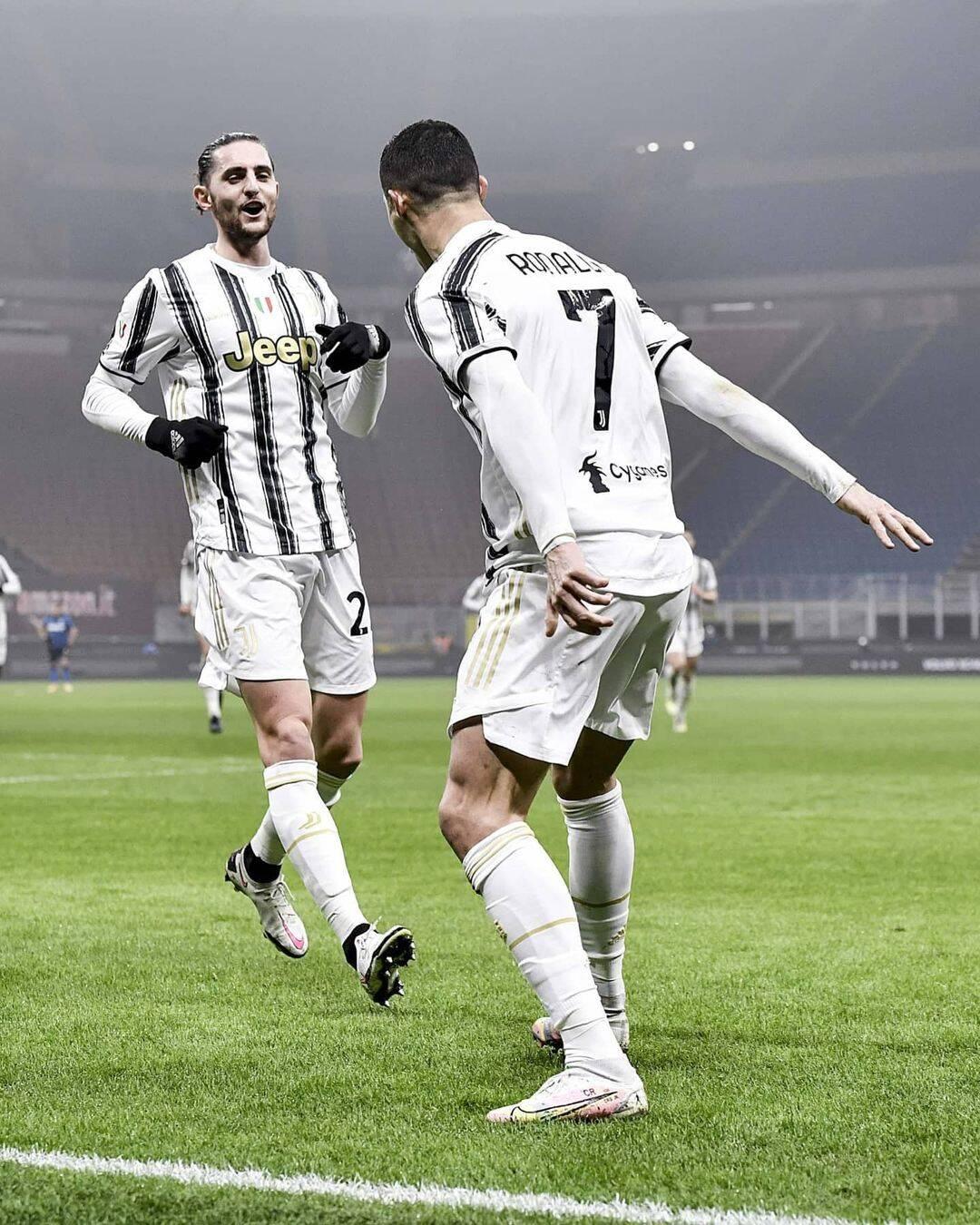 Foto: Reprodução / Instagram Juventus