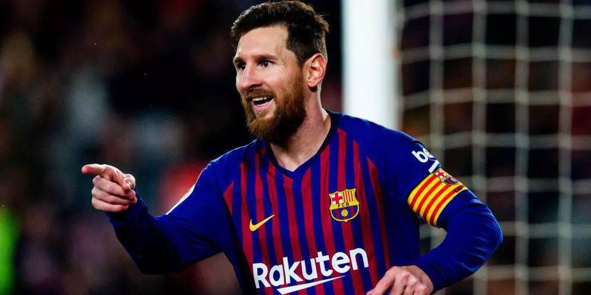 Messi vive um impasse com o Barcelona e deve sair. Foto: Divulgação / Barcelona