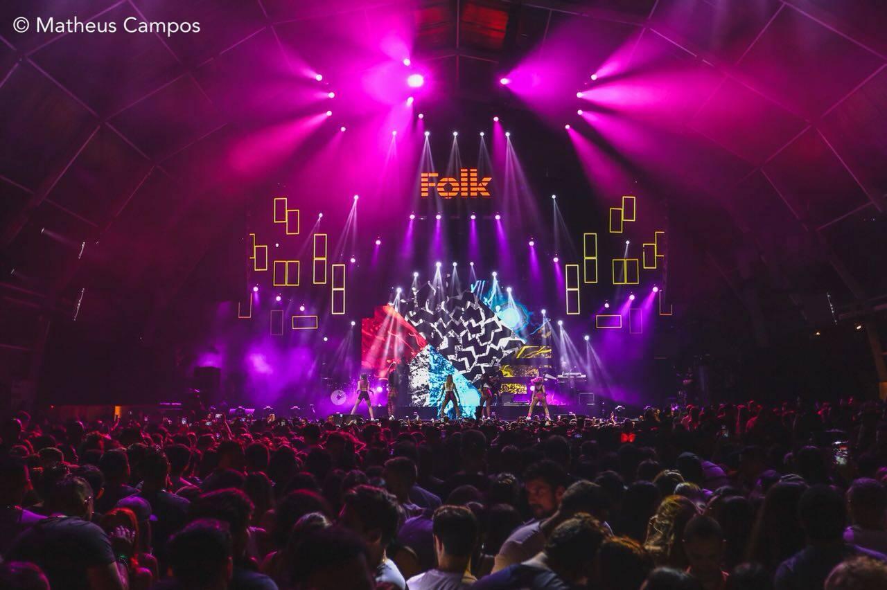 Folk Valley recebe diversos artistas nacionais. Foto: Divulgação