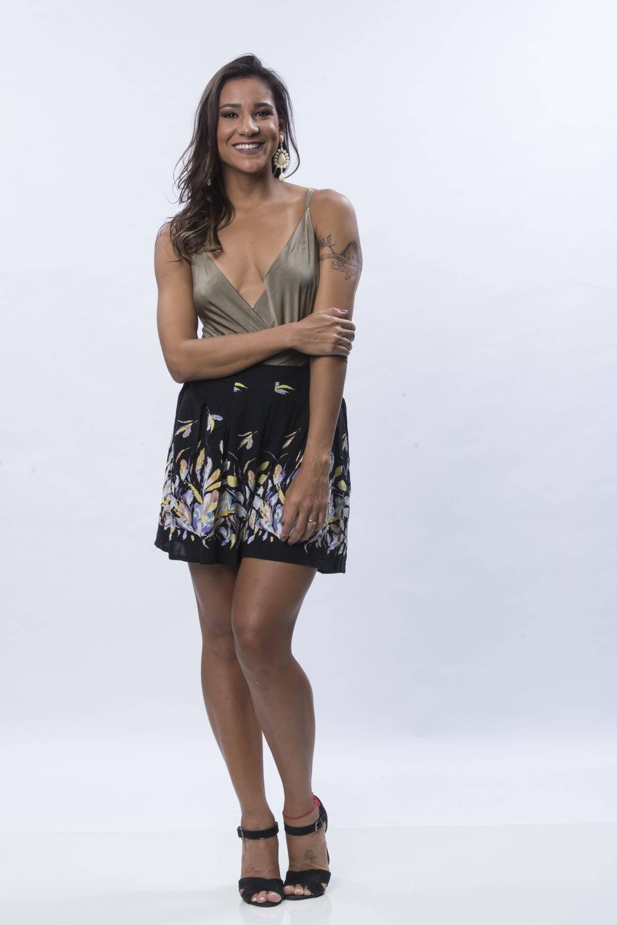 Joanna Maranhão, nadadora, 30 anos. Foto: Divulgação