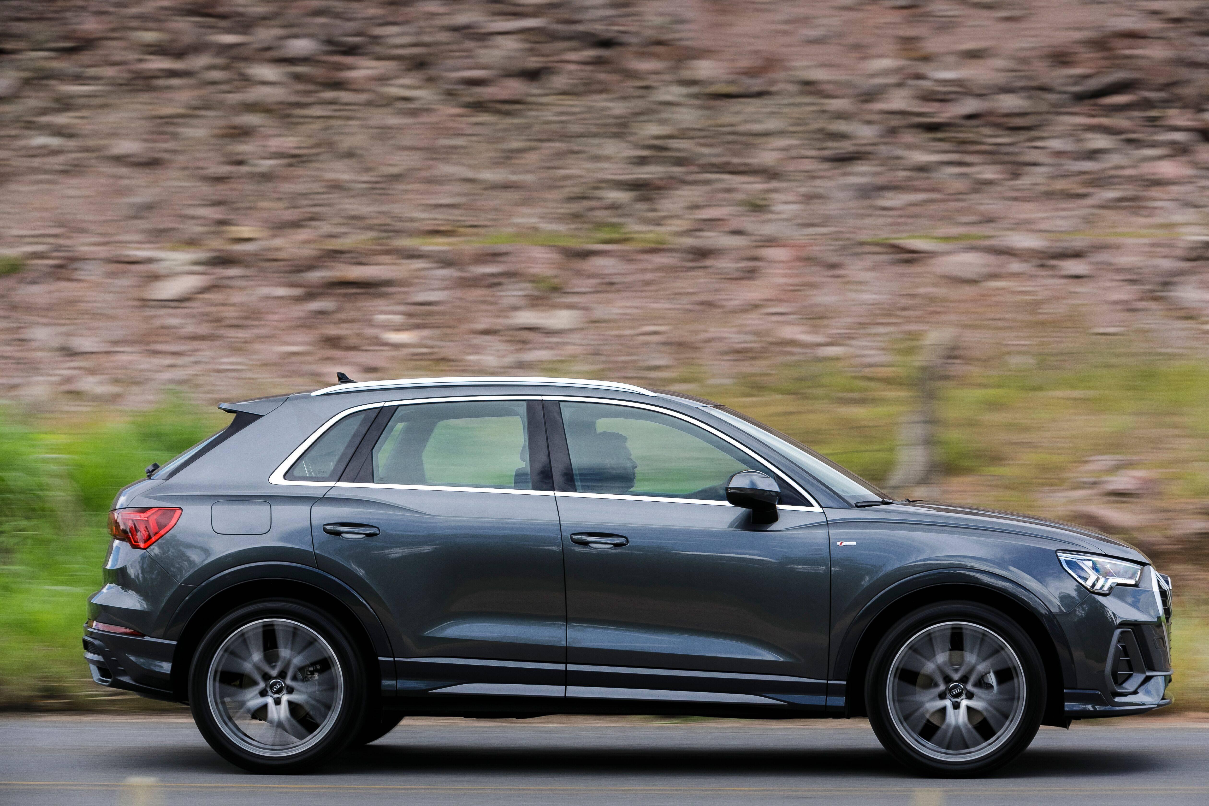 Audi Q3 2020. Foto: Divulgação