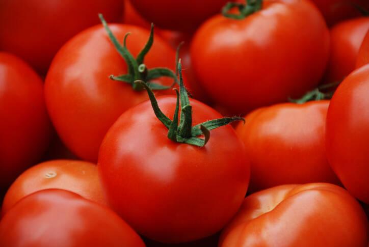 Tomates: são ricos em vitamina C, glutationa e potássio. Foto: Getty Images