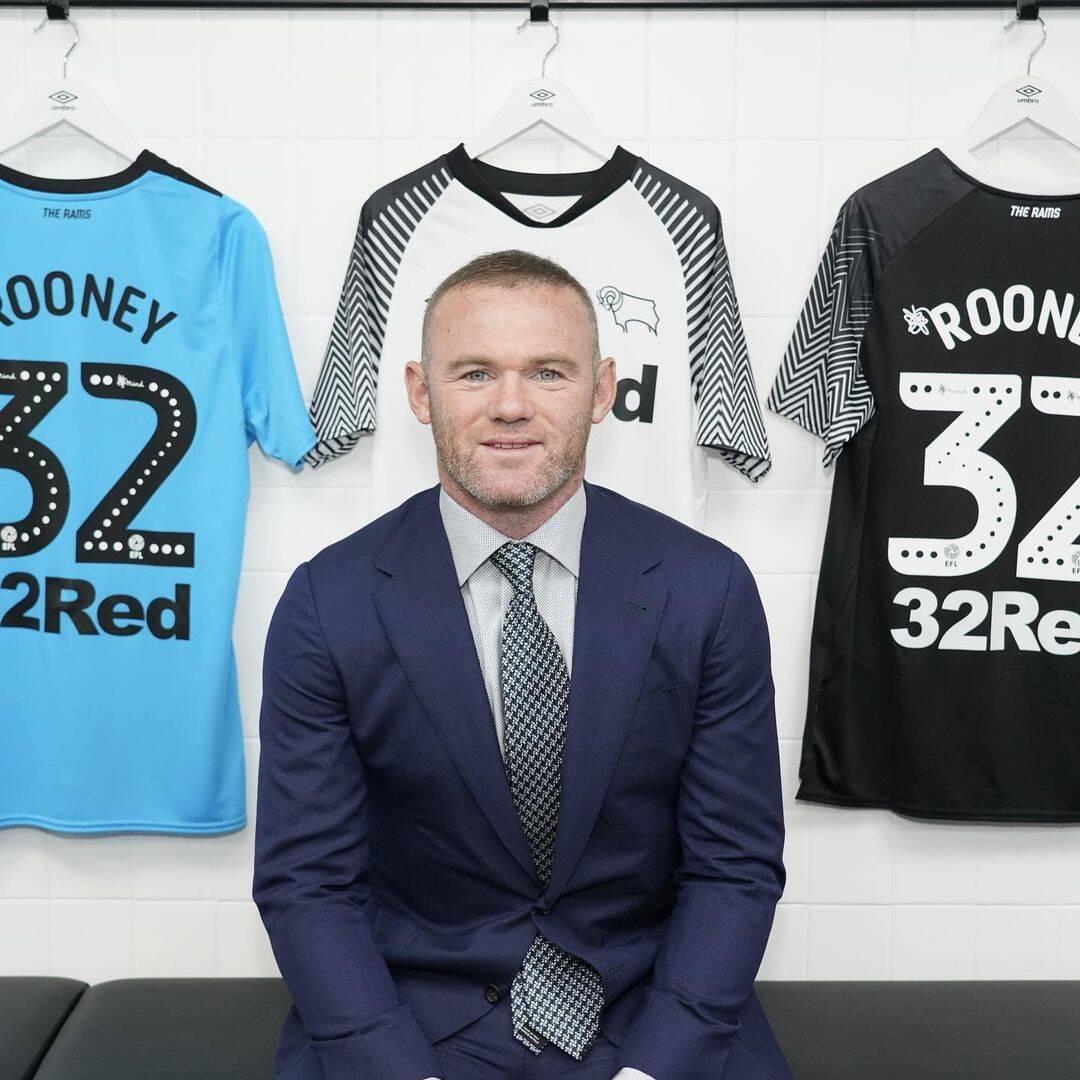 Wayne Rooney. Foto: Reprodução / Instagram