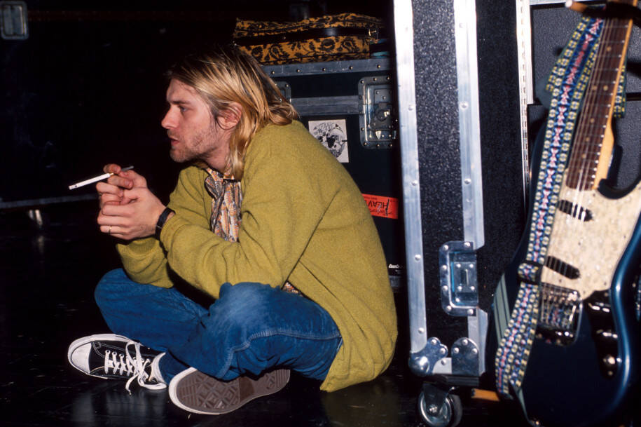 25 anos de Kurt Cobain é celebrado com livro escrito pelo ex-empresário. Foto: Divulgação