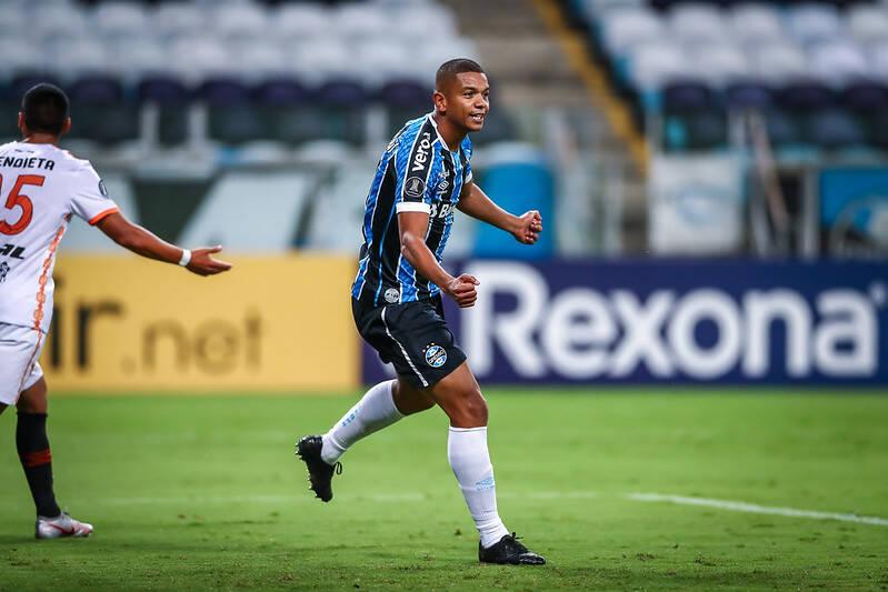 Foto: Rodrigo Fatturi/Grêmio