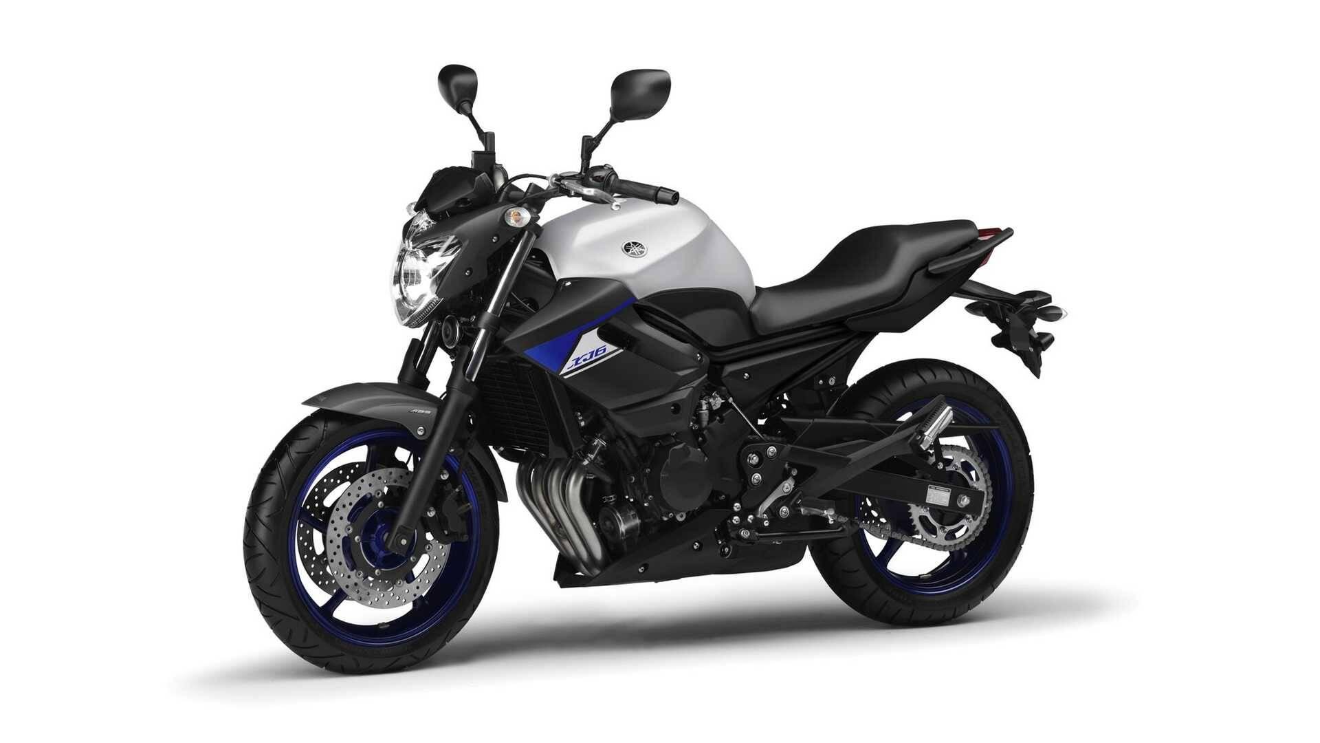 Yamaha XJ6-N. Foto: Divulgação