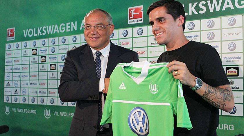 Foto: Divulgação/Wolfsburg