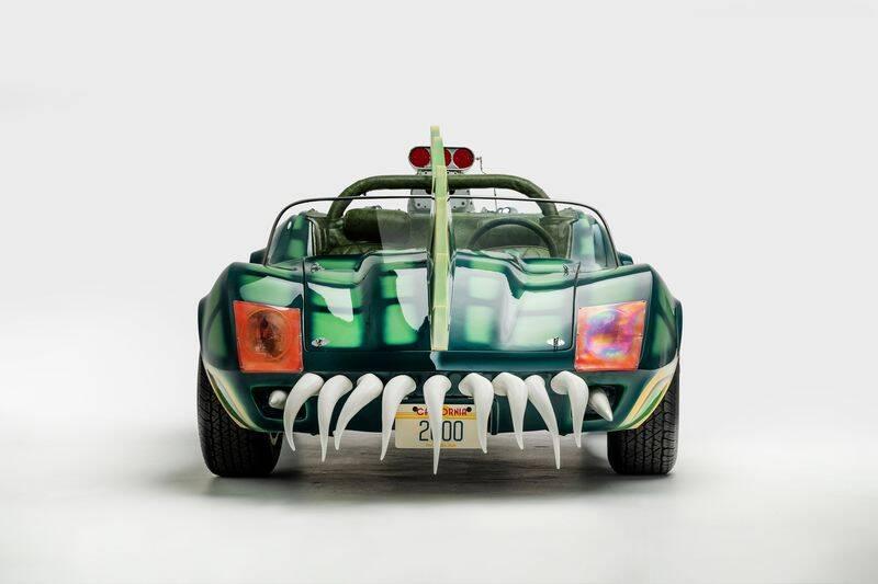 Carros de filmes. Foto: Divulgação