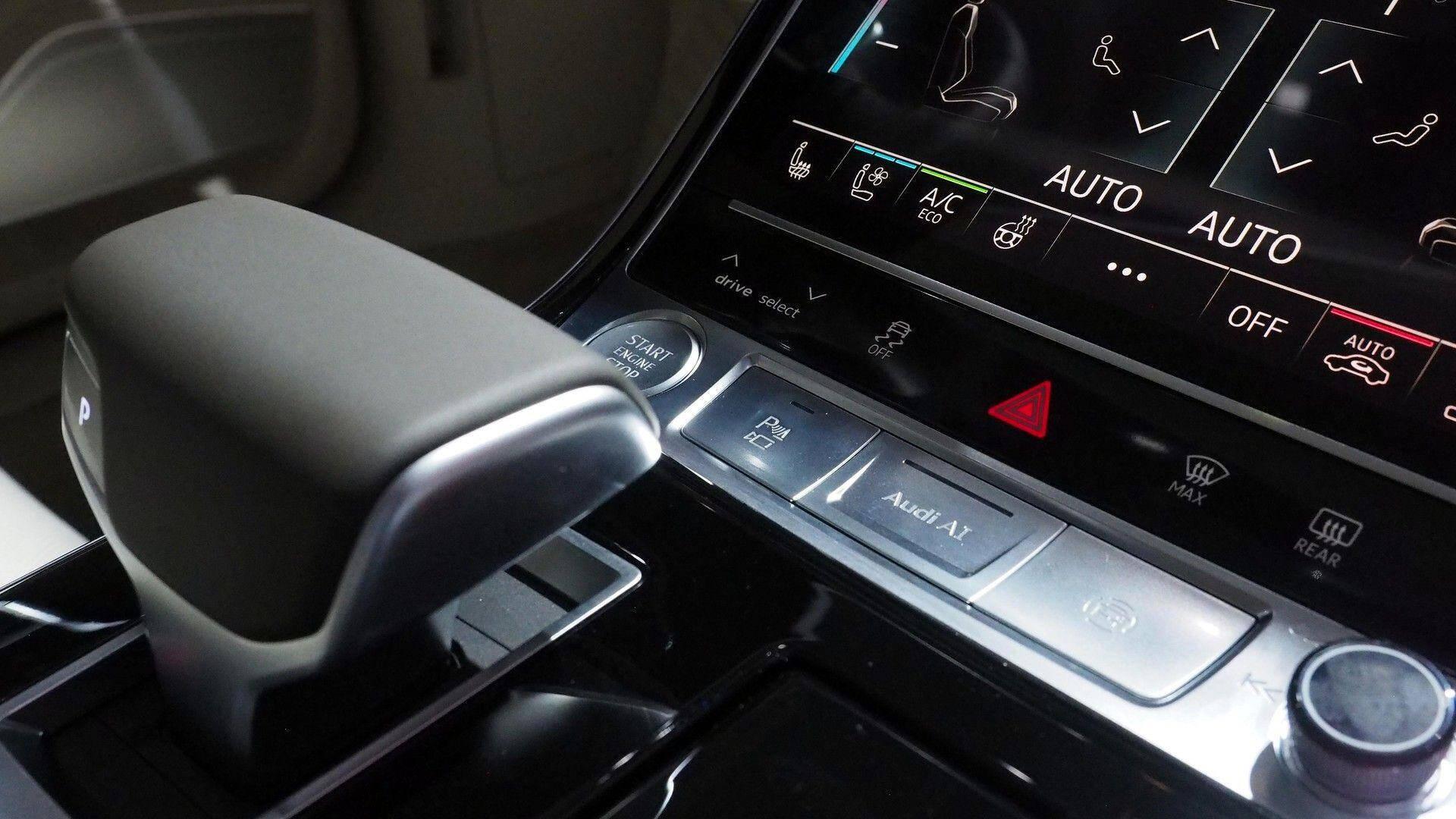 Audi A8. Foto: Divulgação