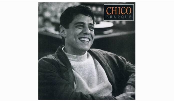 """Mais um álbum autointitulado de """"Chico Buarque"""", lançado em 1989.. Foto: Reprodução/ Divulgação"""