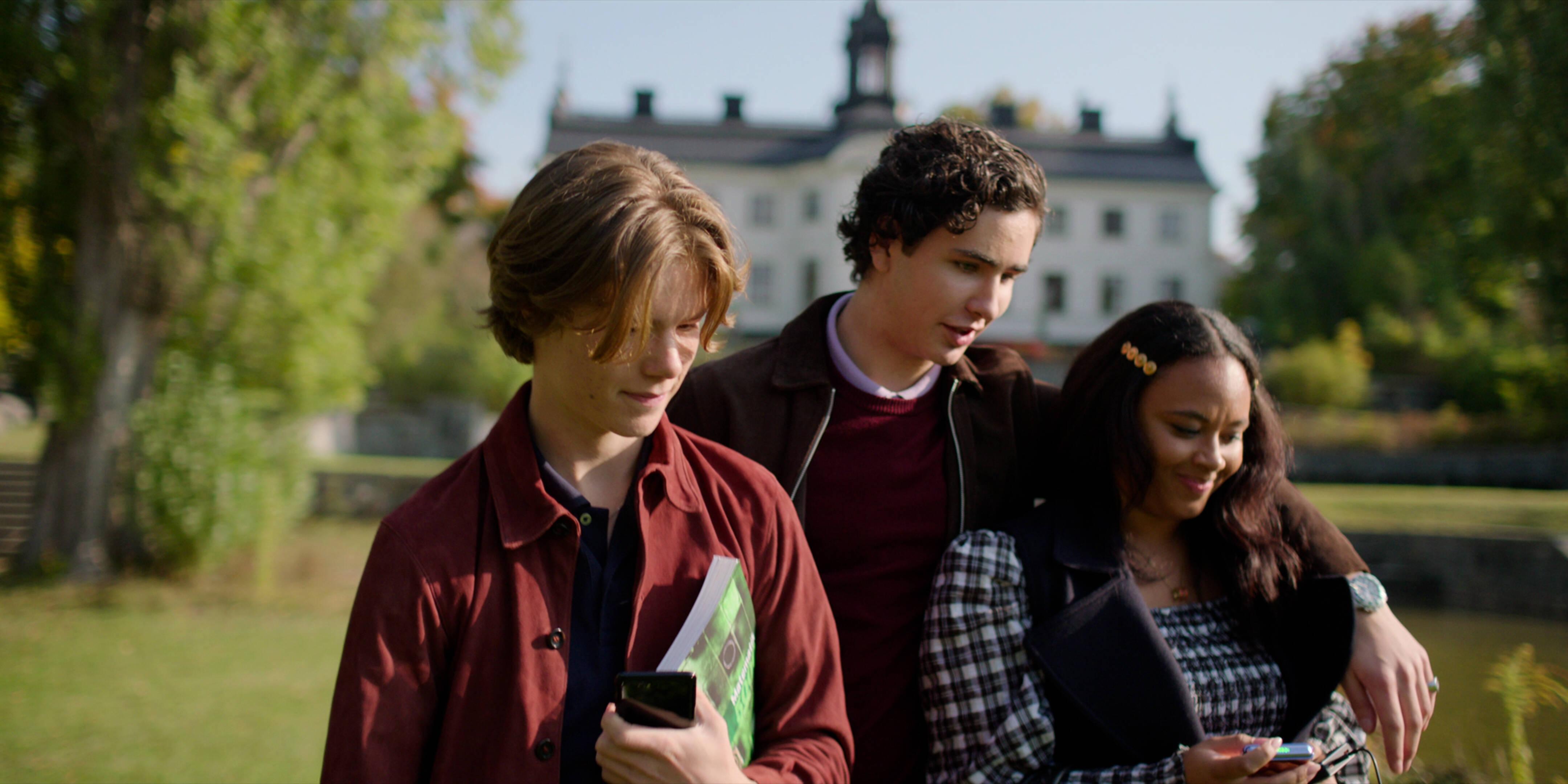 """Série sueca """"Young Royals"""" estreia e mostra os dilemas de um príncipe em um colégio interno. Foto: Divulgação Netflix"""