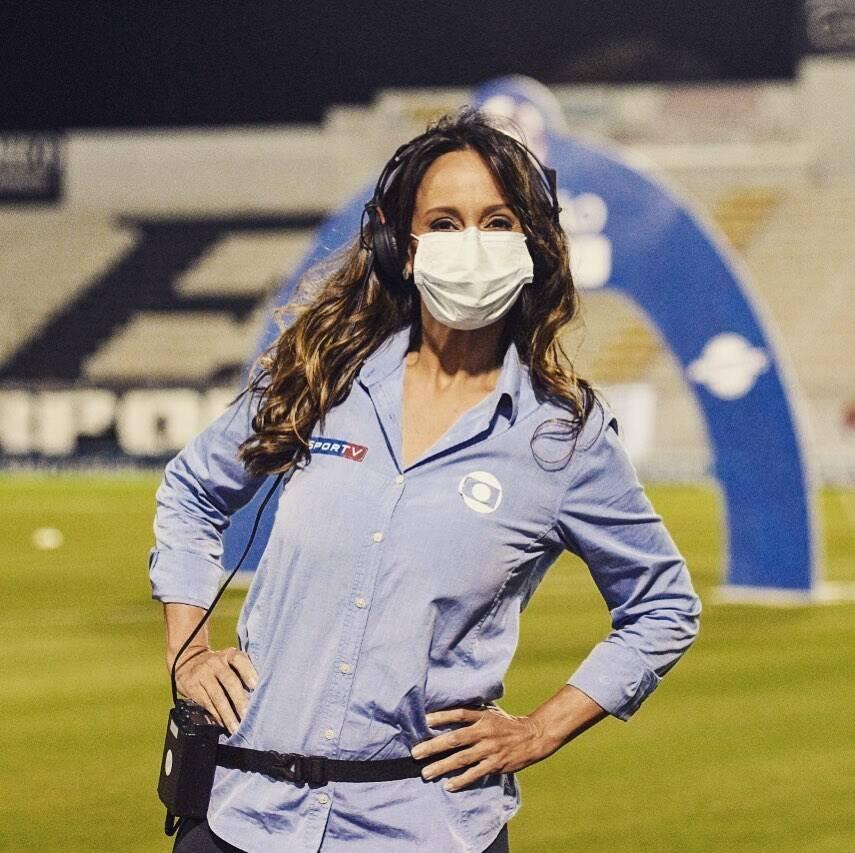 Fabiola Andrade. Foto: Instagram