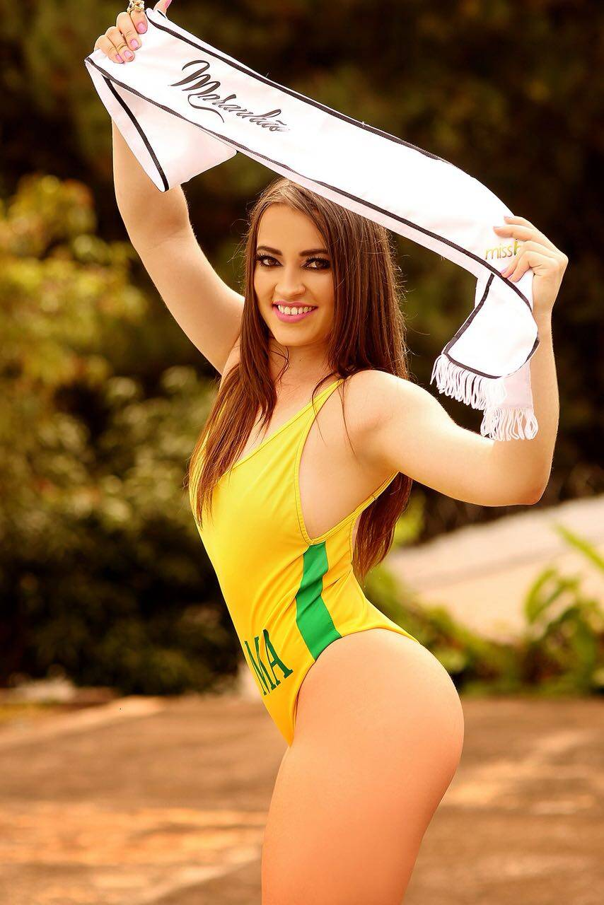Valéria Freitas, 26 anos, 104cm de bumbum, Maranhão, Modelo Fitness. Foto: PATRICK BRITO | MBB18