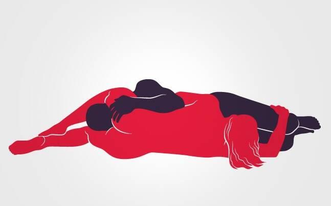 Sexo oral também pode ser explorado nas posições na cama, e o 69 é clássico quando o tema é estímulos com a boca. Foto: Renato Munhoz (Arte iG)